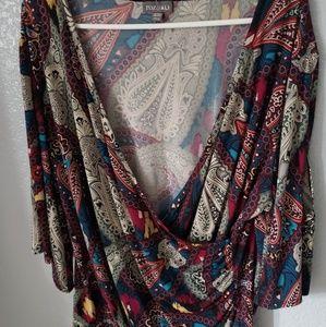 Beautiful paisley dress shirt